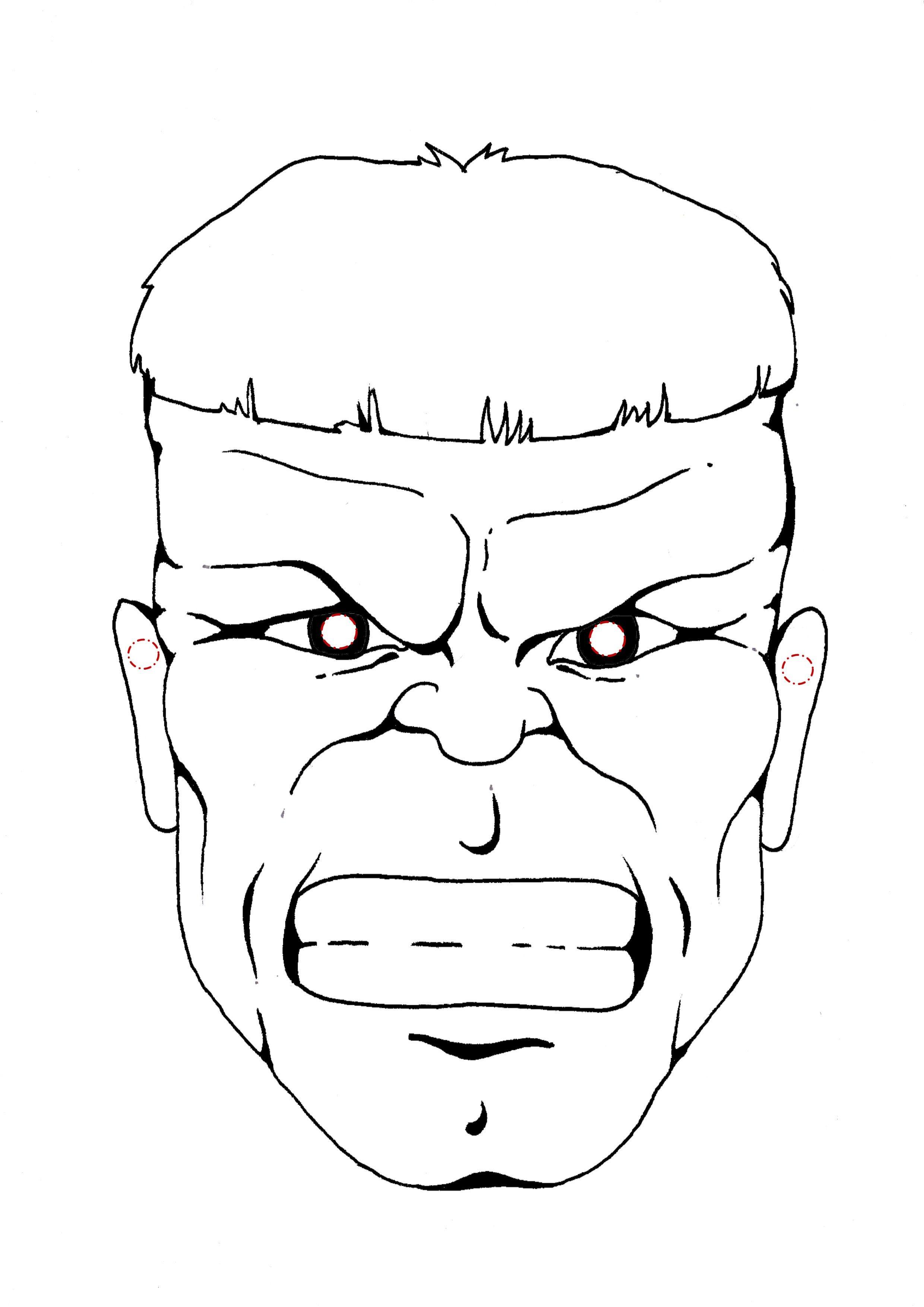 25 Fancy Idee Riguardante Disegni Da Colorare Hulk Da Stampare