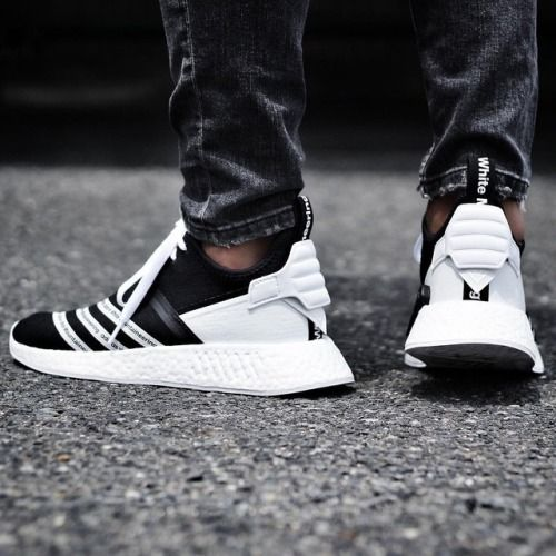 low priced 5f4da 64c2c adidas NMD_R2 PK by White Mountaineering in 2019 | Shoes ...