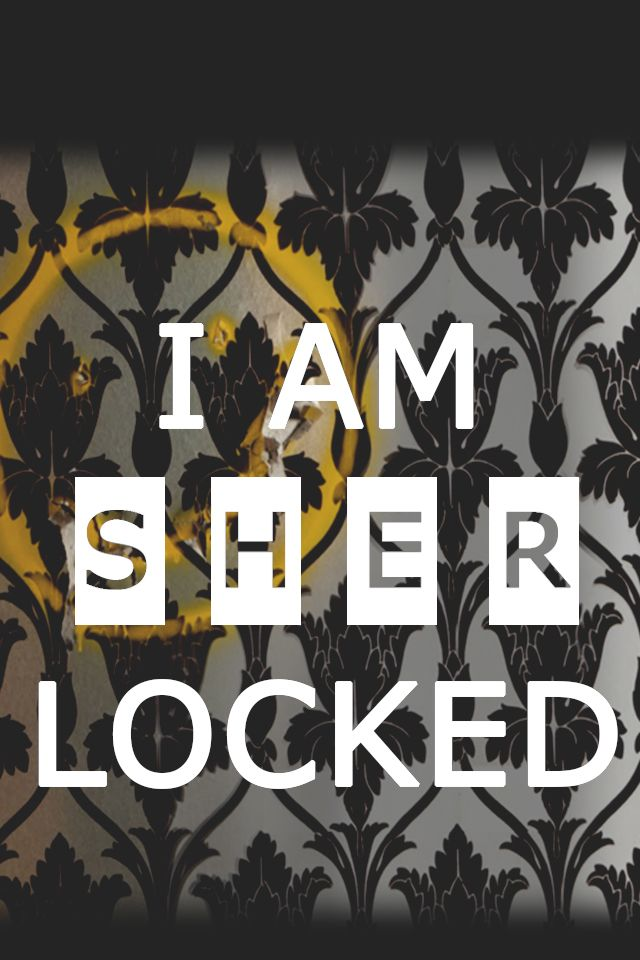 I Am Sherlocked Wallpaper Iphone 4 960x640 Pixel Just Loving Sherlock Sherlock Wallpaper Iphone Sherlock Sherlock Wallpaper