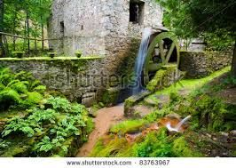 old water wheels - Google Search