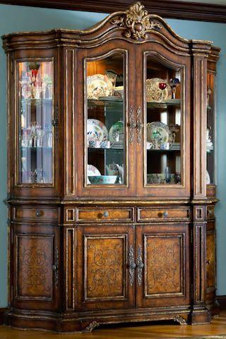 Hooker furniture beladora credenza furniture pinterest for Beladora bedroom set