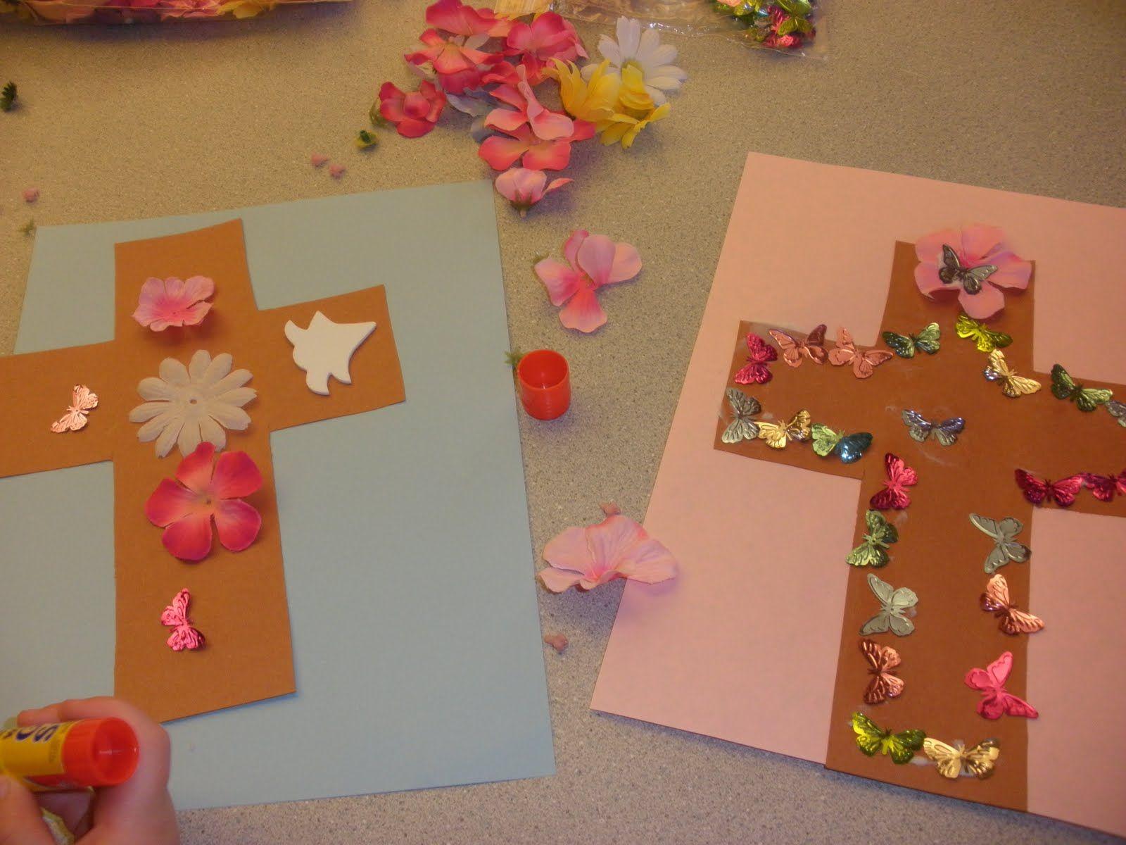religious preschool religious easter craft for easter think outside 769