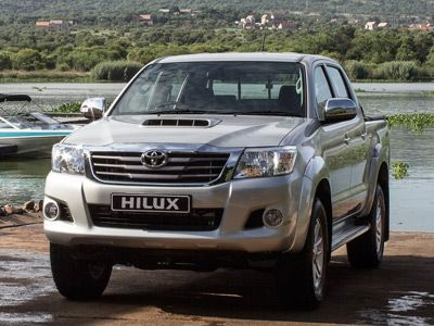 Toyota Hilux gets new engine