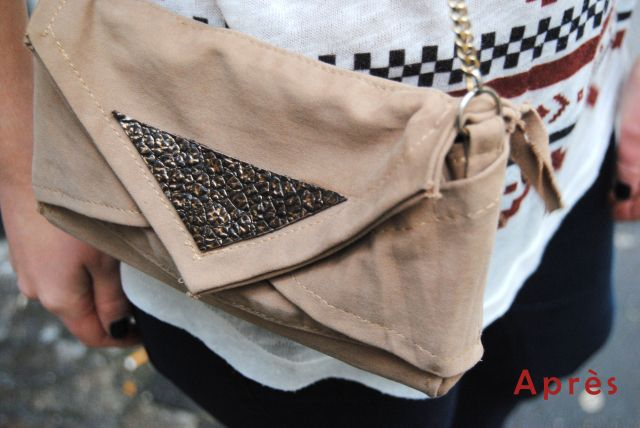 MAKE YOUR OWN HANDBAG ! DIY