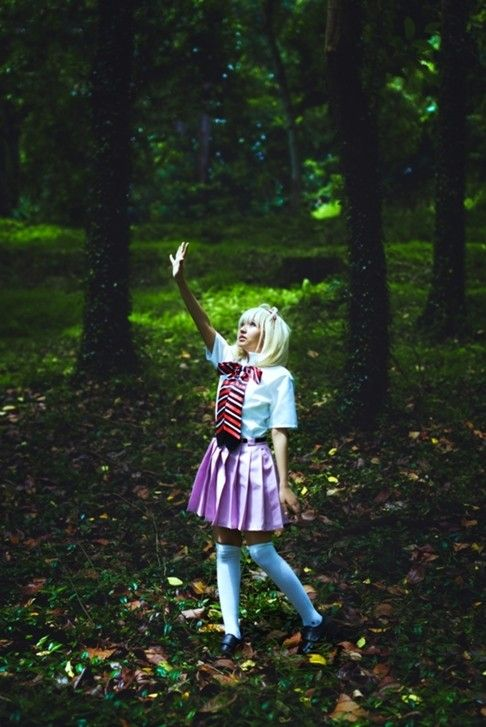 ao no exorcist - Shiemi