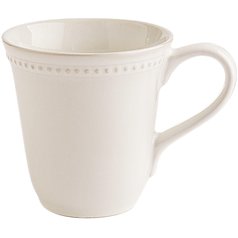 Spice Route Salt White Mug