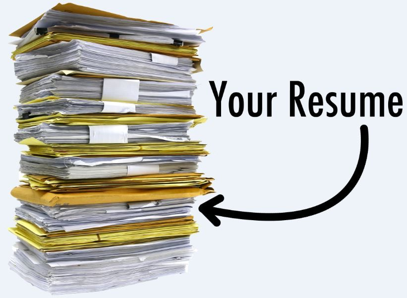 check out this article  the best way to stand out in a stack of resumes