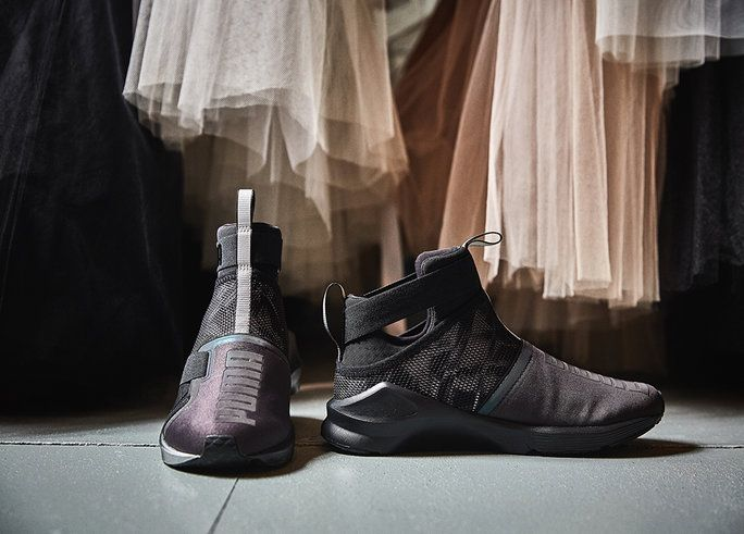 Puma Launches Ballet-Inspired