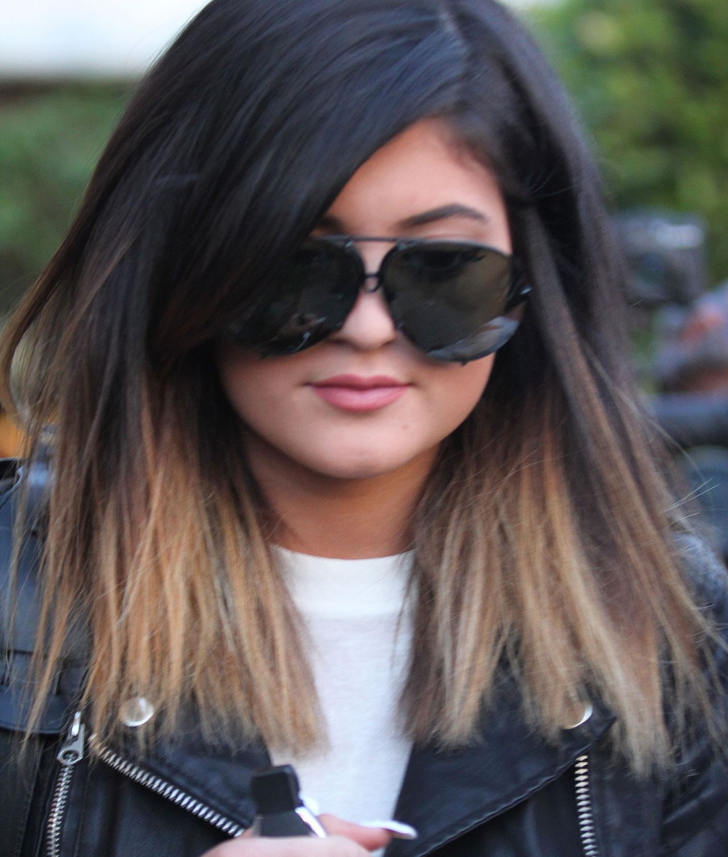 kylie jenner bob haircut ombre - Buscar con Google   Hair ...