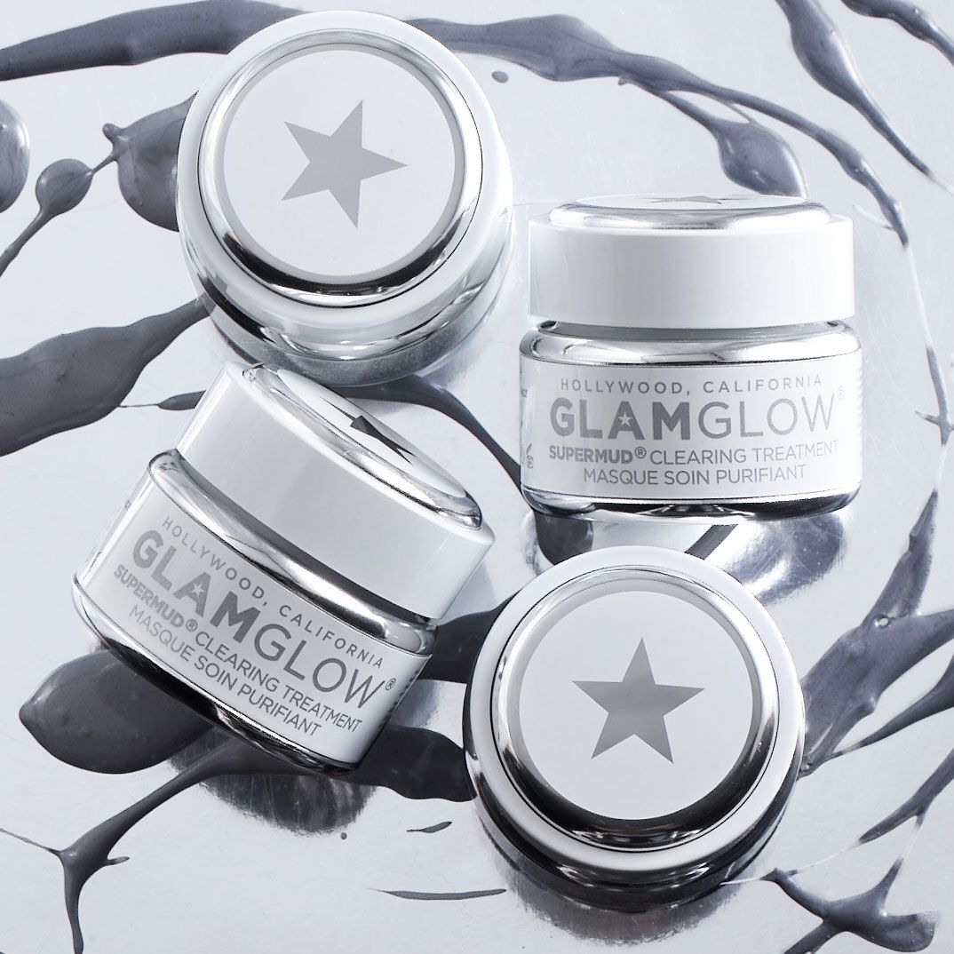 Yes. Just yes. #SUPERMUD #HELLOSEXY #GLAMGLOW