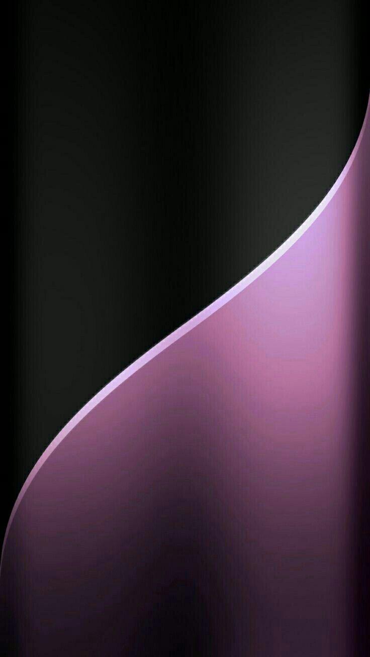 Samsung Iphone Edge Phone Telefon 3d Wallpaper Purple Wallpaper Wallpaper Edge Backgrounds Phone Wallpapers