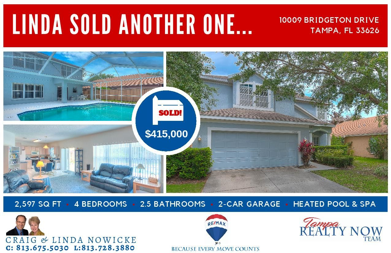 Sold You Could Be Next Give Me A Call Or Text 813 728 3880 To Get Started Just Curious About Your Homes Valu Tampa Homes Spa Pool Home Values