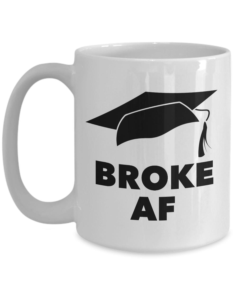 College Graduation Gifts for Men & Women Graduation Mug