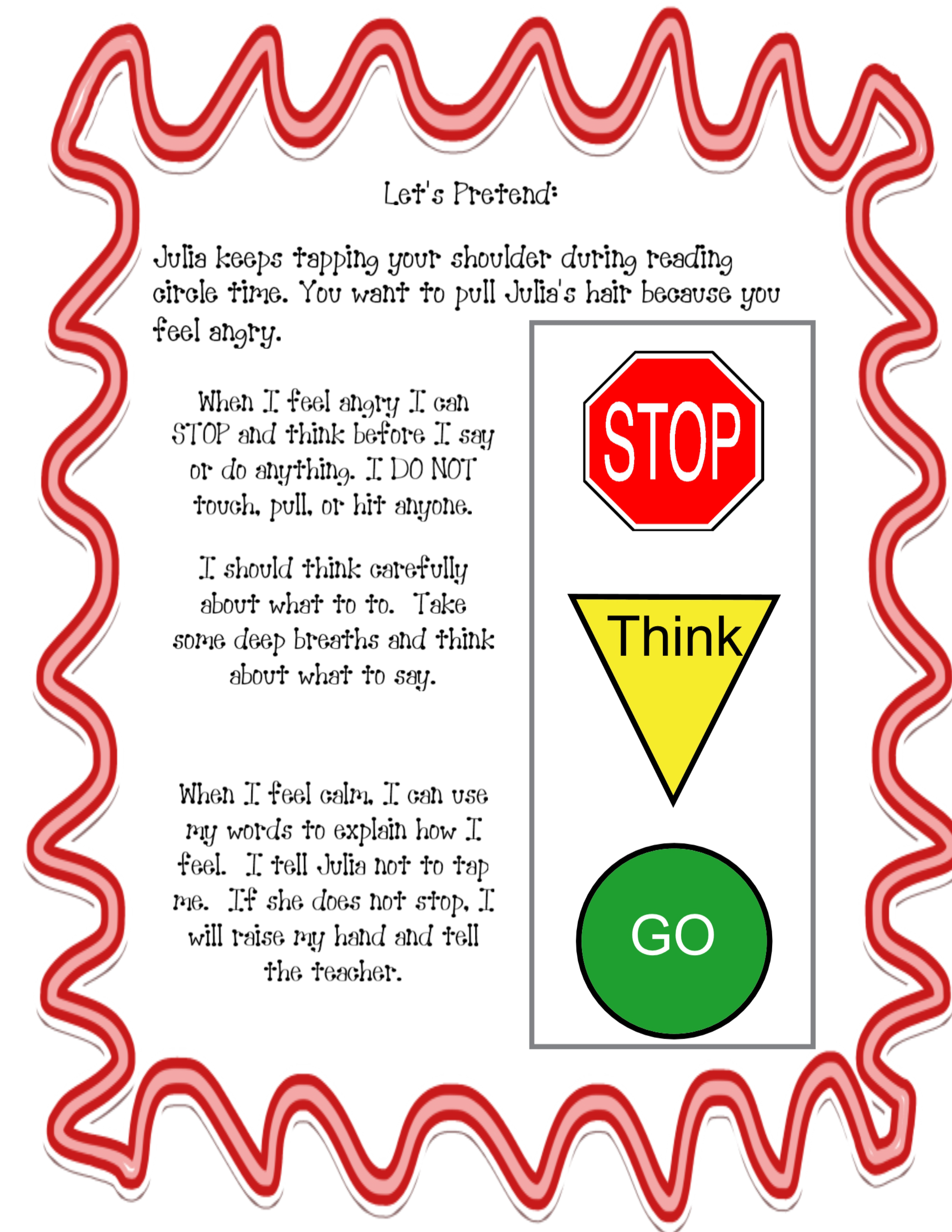 Activity Kit For Bullying