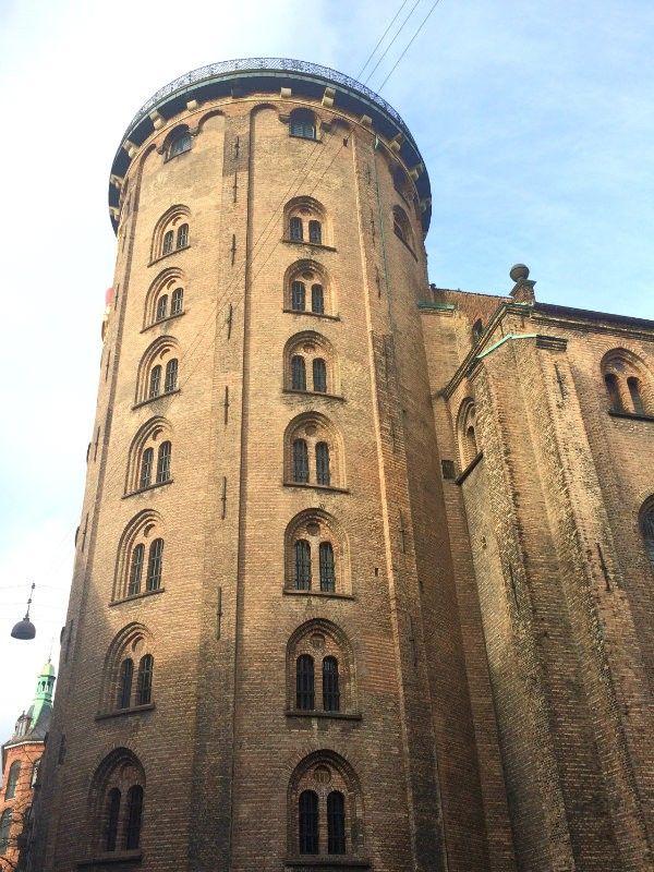 Rundetaarn, Copehagen   Leaning tower of pisa, Leaning ...