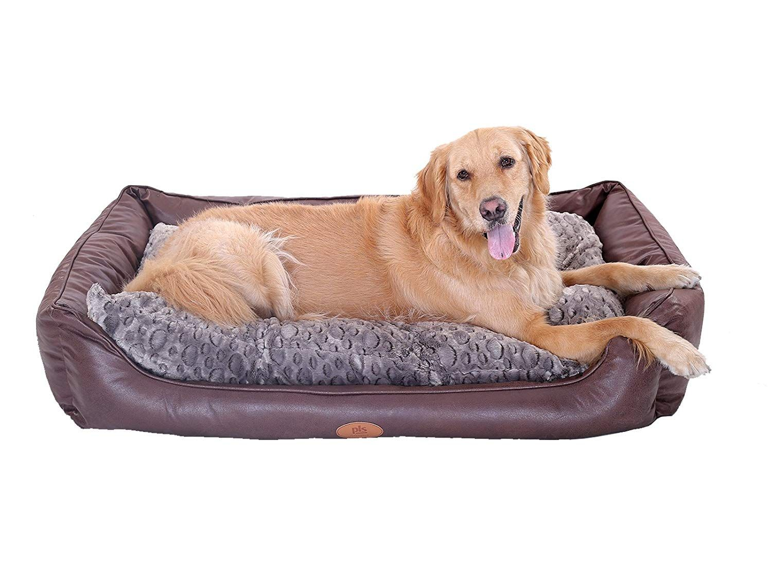 Pls Birdsong Brownie Bolster Pet Bed Dog Bed Cat Bed Removable Cover Completely Washable We Appreciate You For Seei Cat Bed Extra Large Dog Bed Dog Bed