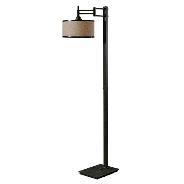 Prescott Floor Lamp by Uttermost   28587-1