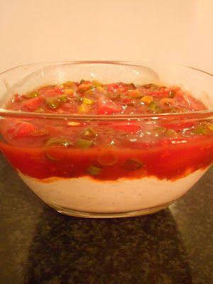 Verboten gut ⚠: Tomaten ~ Salsa Dip