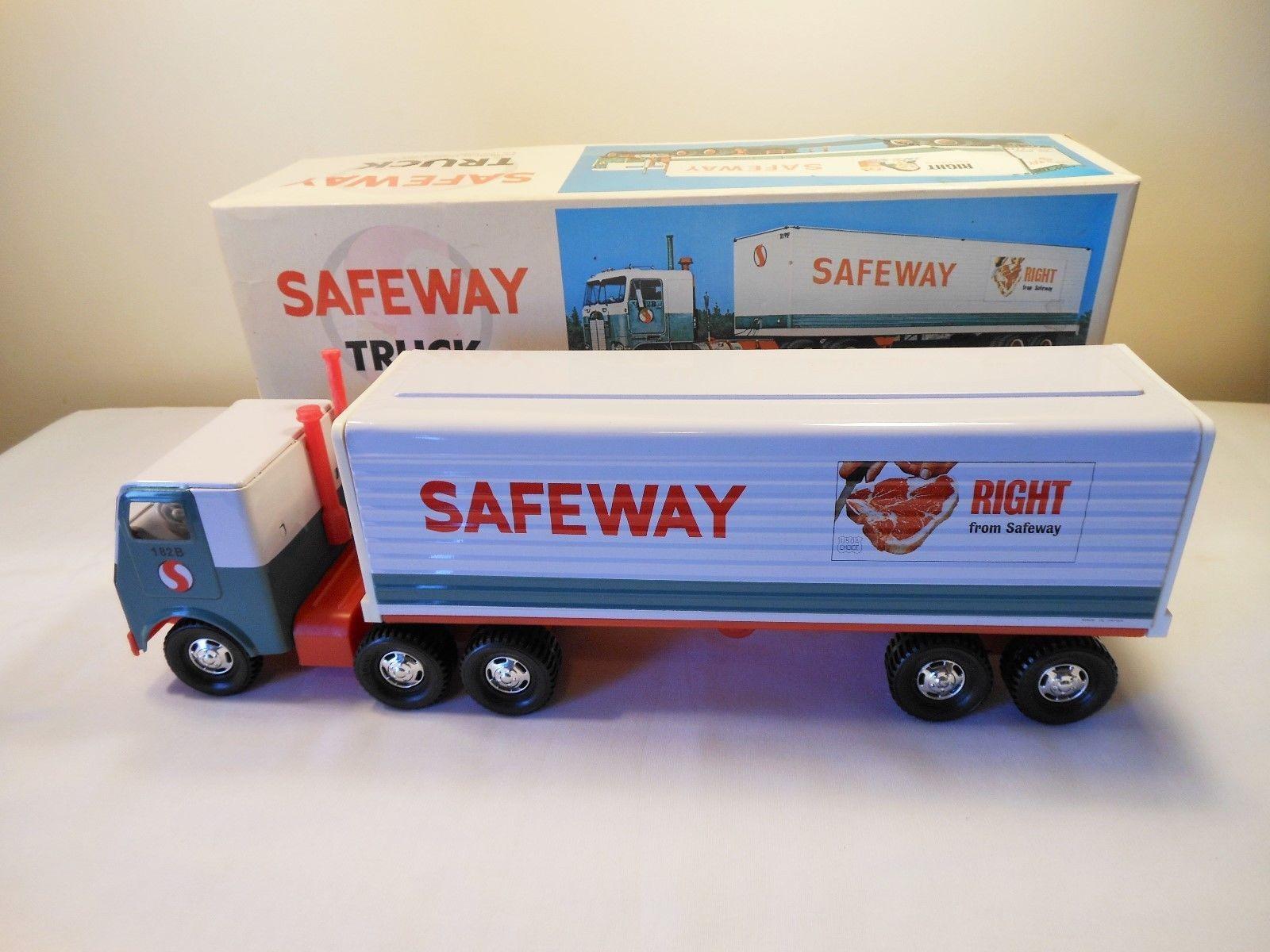 Vintage 1960s Japan Safeway 16\