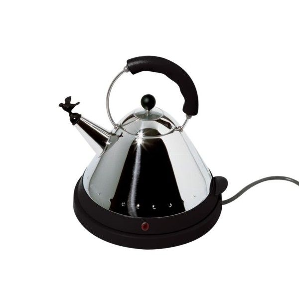 Kettle from Alessi.