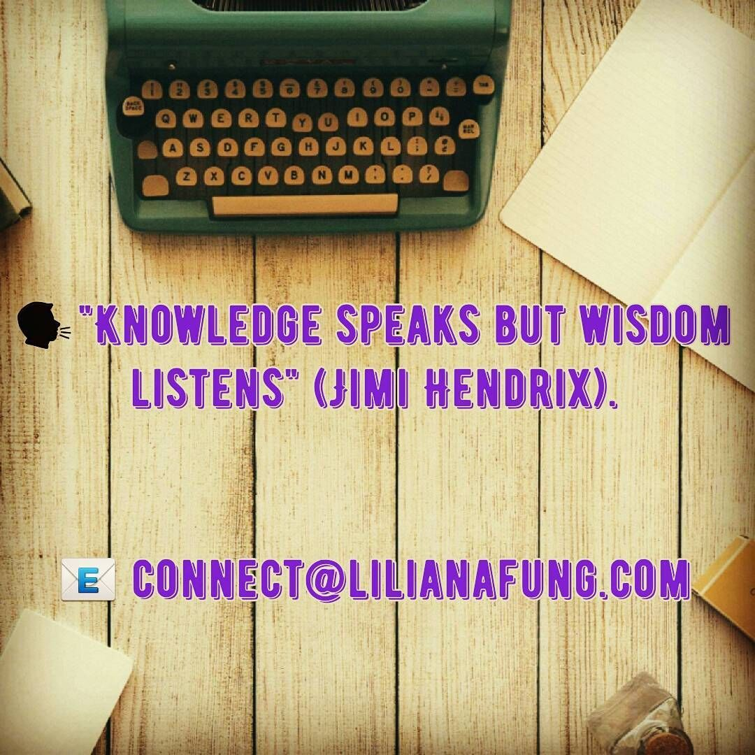 #listening is where you find and build #wisdom. 🙊It is by listening to #injustice and #negative words that I have learned I won't do that. 🔍It is by looking at my upbringing that I commit to make the most of my #adult life, not doing to others what has hurt me. 😒 I don't want to repeat history. I want to make #history with #God, by doing the small things he told me to do 📖✏📝💜🐟🐠🌍. It is by listening to those who have walked this #journey longer than me, who have gone thru more trials…