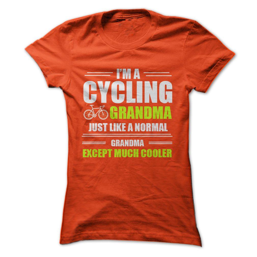 CYCLING GRANDMA