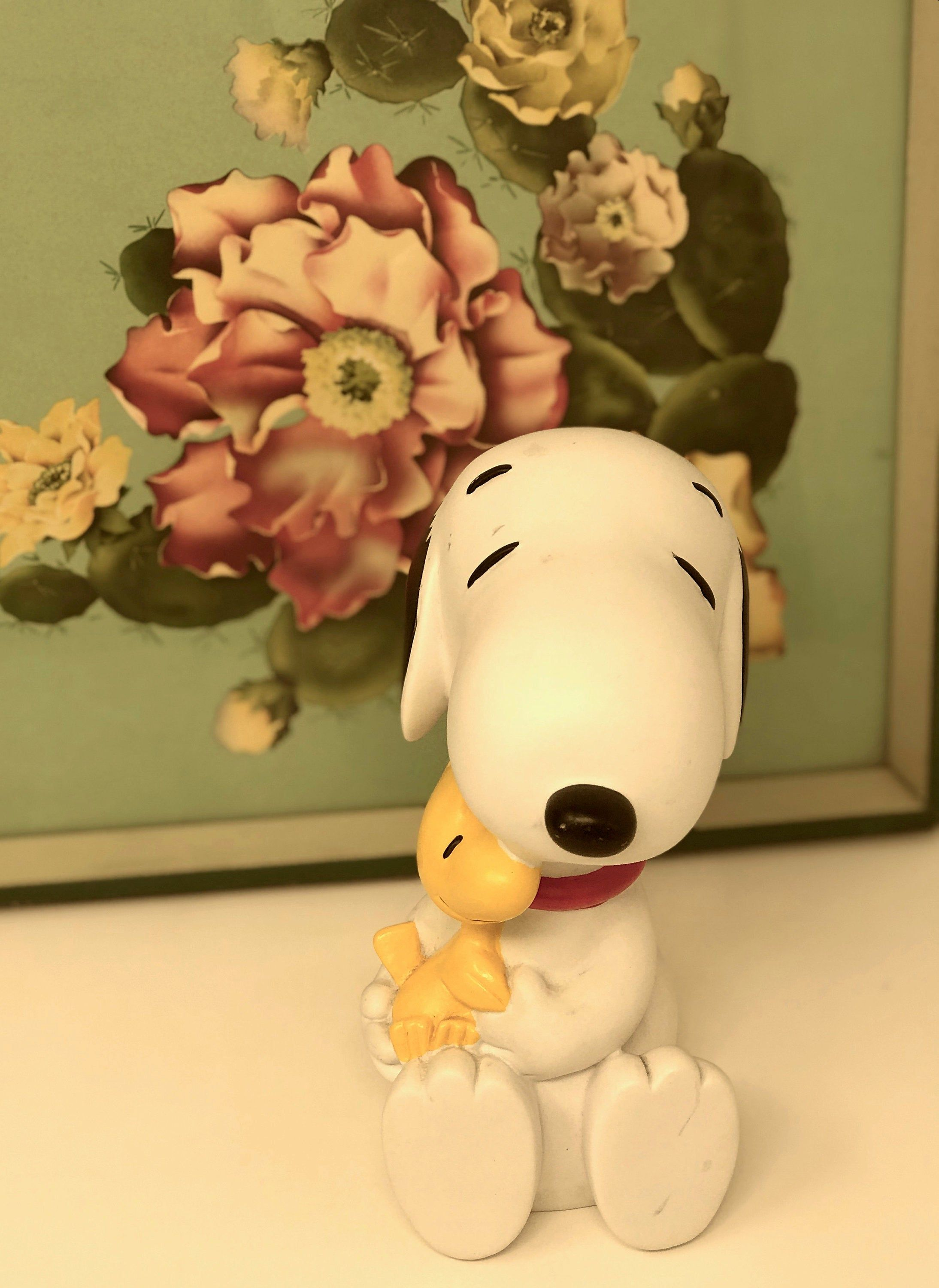 7 Vintage Plastic Snoopy Coin Bank Hard Plastic Peanuts Snoopy Woodstock Bank Peanuts Peanuts Snoopy Woodstock Snoopy And Woodstock Baby Shower Wrapping