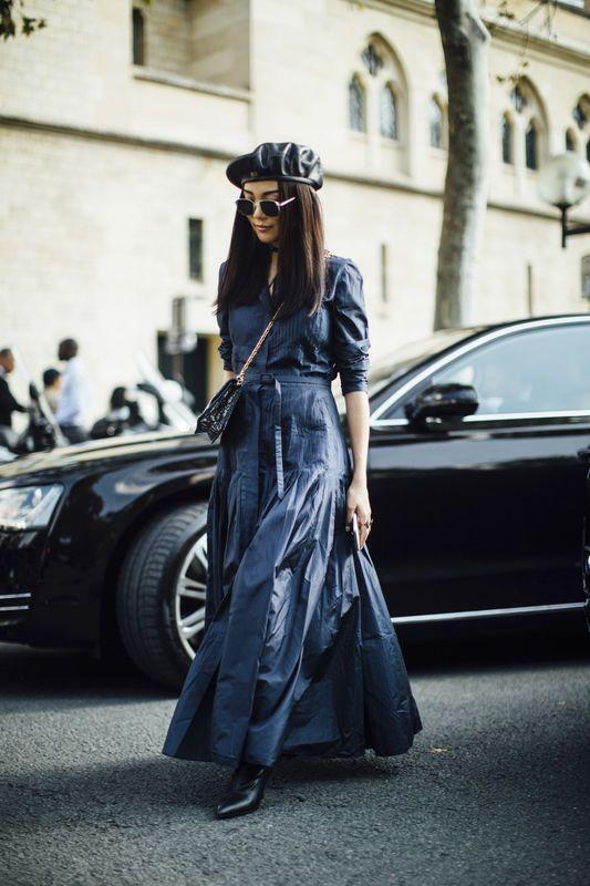 Street Style Paris Fashion Week Ss18 Paris Fashion Week Street Style Fashion Fashion Week Street Style