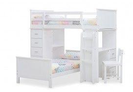 Manhatten Loft Bunk Bed Bunk Beds Loft Bunk Beds Bunks