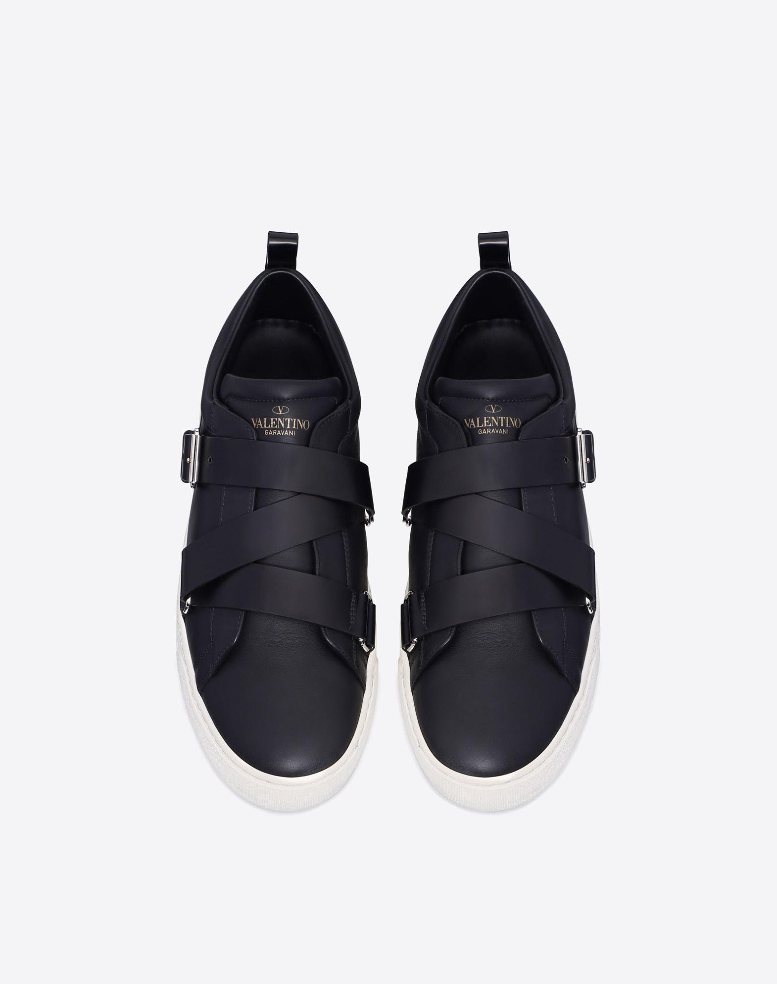 f8049e5eb5 VALENTINO GARAVANI UOMO V-Punk Sneaker LOW-TOP SNEAKERS U e | Shoes ...
