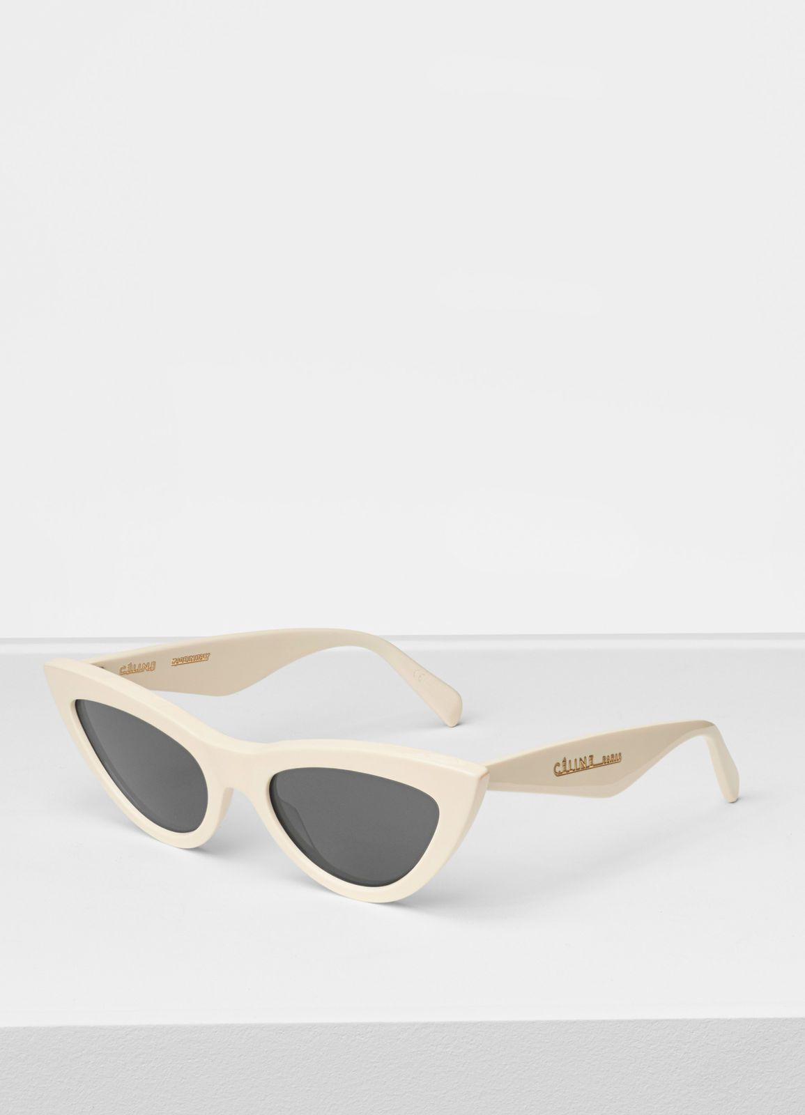 741a487d805 Céline - Ivory Cat Eye sunglasses in acetate