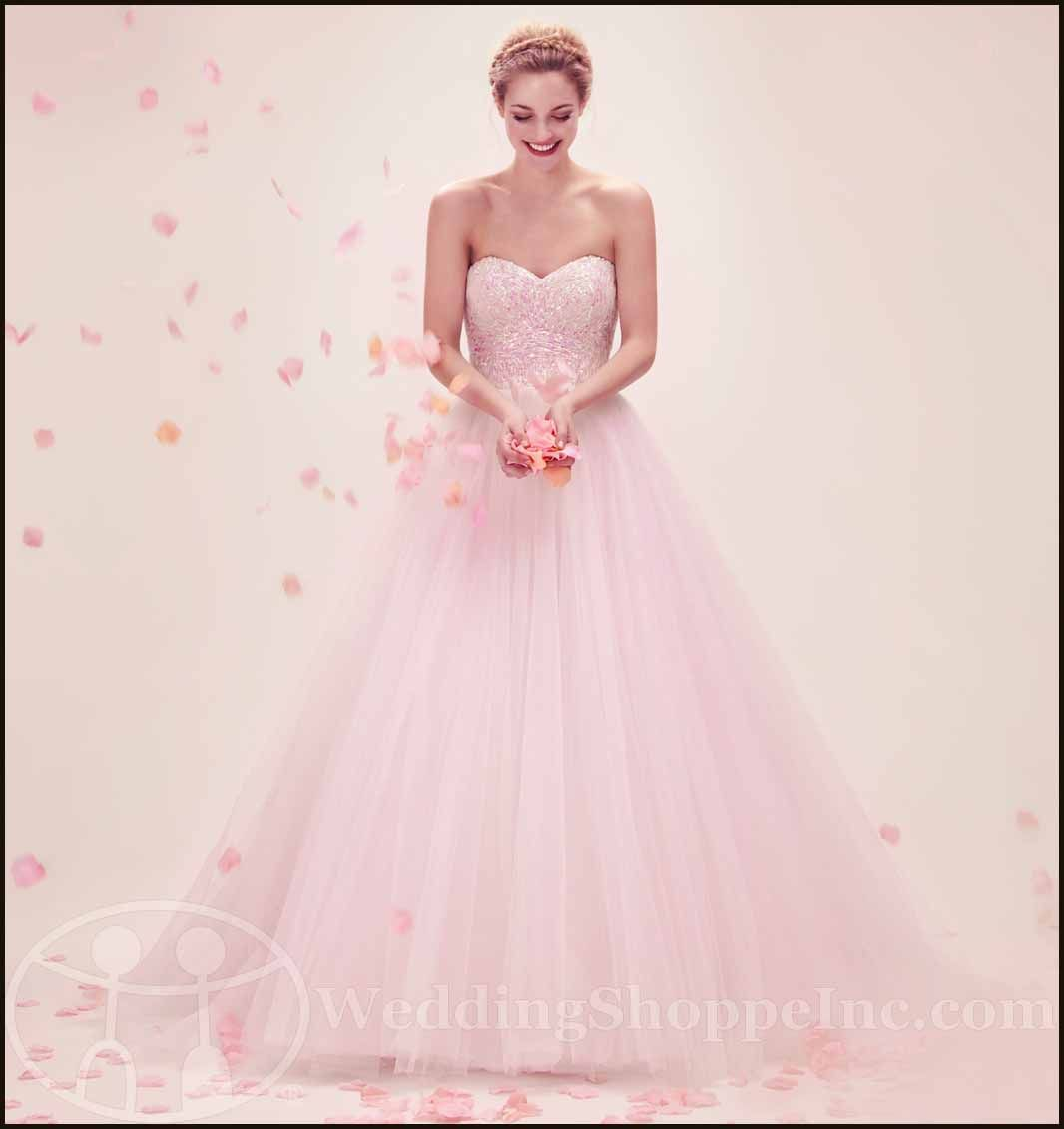Alita Graham 7708 (Alita Graham 3223363) - From Kleinfeld Bridal ...