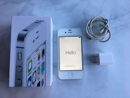 Apple iPhone 4s - 8GB - White (Verizon) Smartphone  https://t.co/SreX2zXvY6 https://t.co/HjwGqy6T9Q