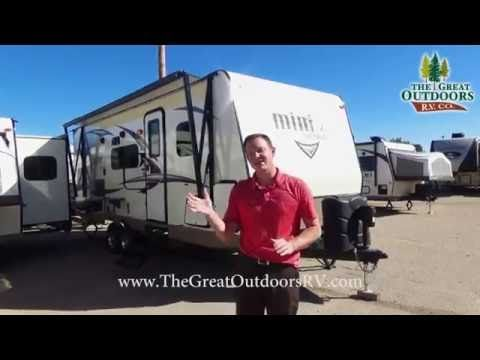 The Rockwood Mini Lite 2504s Is A Great Light Weight Travel
