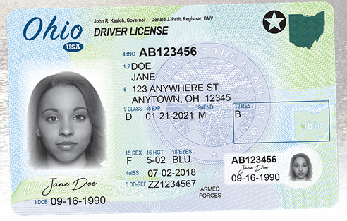 Get Your Documents Straight Before Heading To Bmv For New License Drivers License Driver License Online Real Id