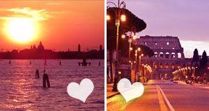 Една незабравима екскурзия до Рим и Венеция   BBCityLights