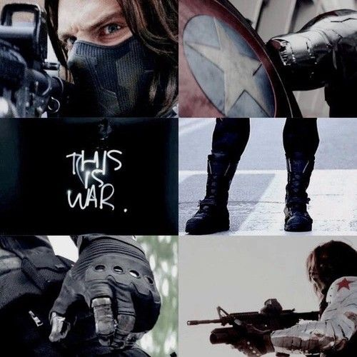 """""""This is war"""""""