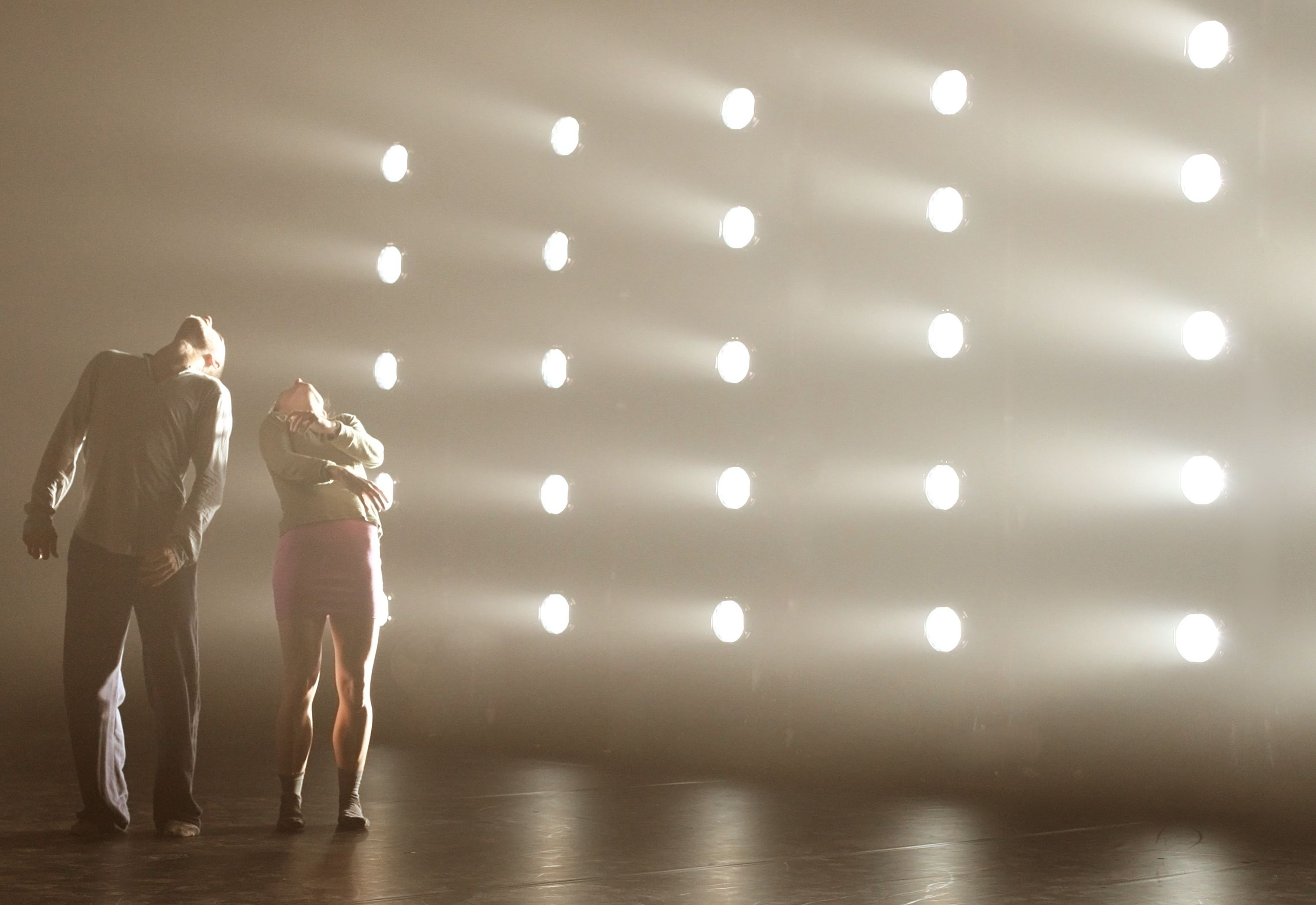 Hofesh Shechter Stage Lighting Design