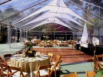 Pic This enclosed outdoor event contains round tables a stage and a wooden dance f Tips In the countless years we have spent on the dance floors with this world weve skil...