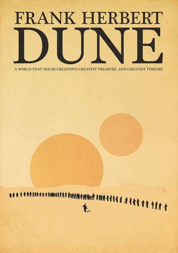 Dune Dune Book Minimalist Book Cover Book Cover