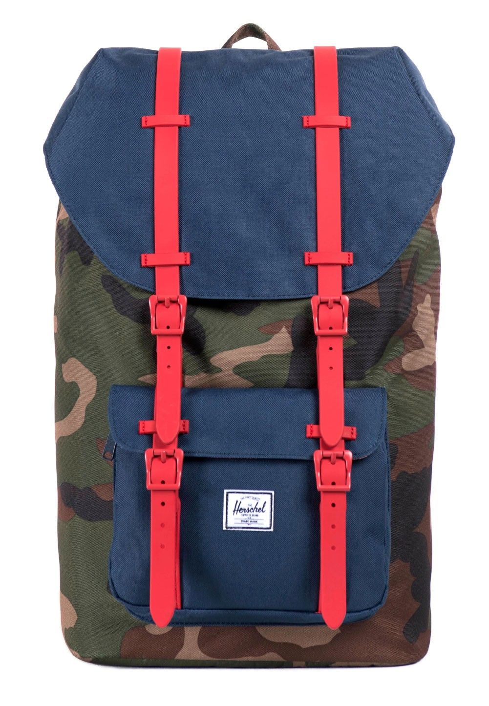 dafdca8851 Herschel    Little America Backpack with Rubber Straps