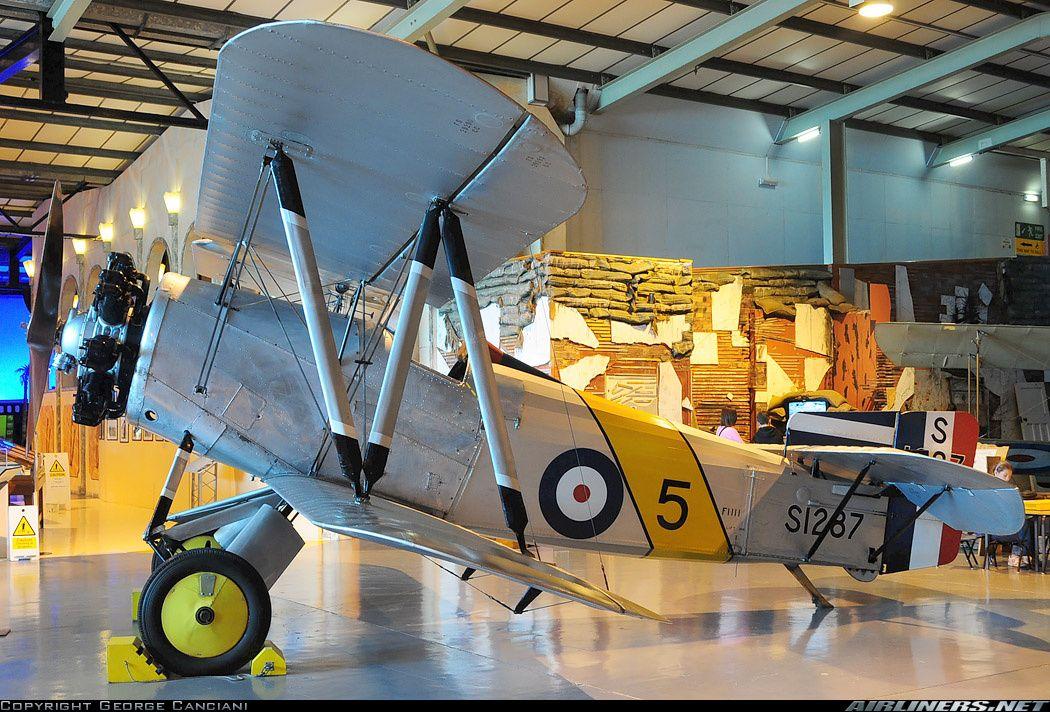 Fairey Flycatcher (replica) aircraft picture