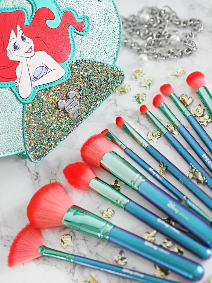 Spectrum Collections The Little Mermaid Ariel Brush