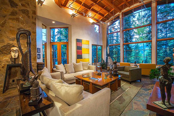 Oprah Winfrey S New Telluride Colorado Home Which Sealed The Deal On Multi
