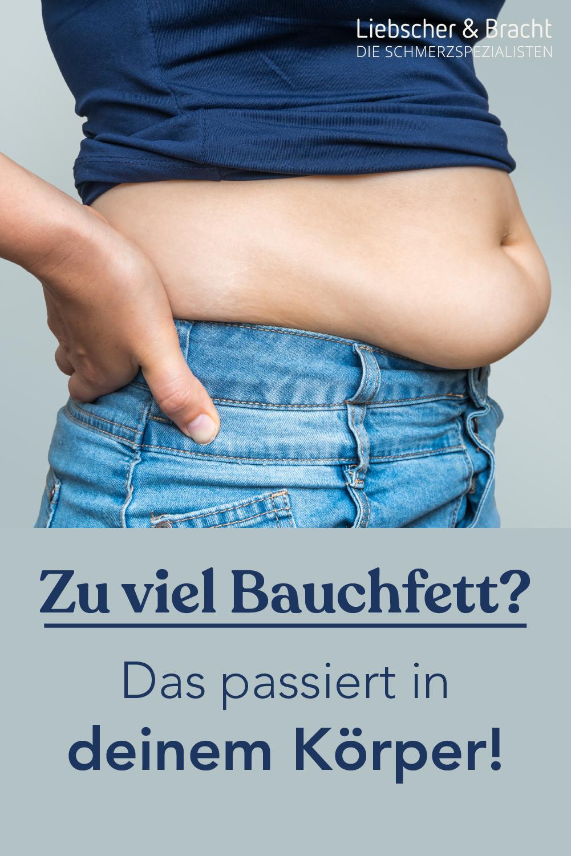 So Riskant Ist Zu Viel Bauchfett Fur Deine Gesundheit Bauchfett Bauch Weg Bauchfett Verbrennen