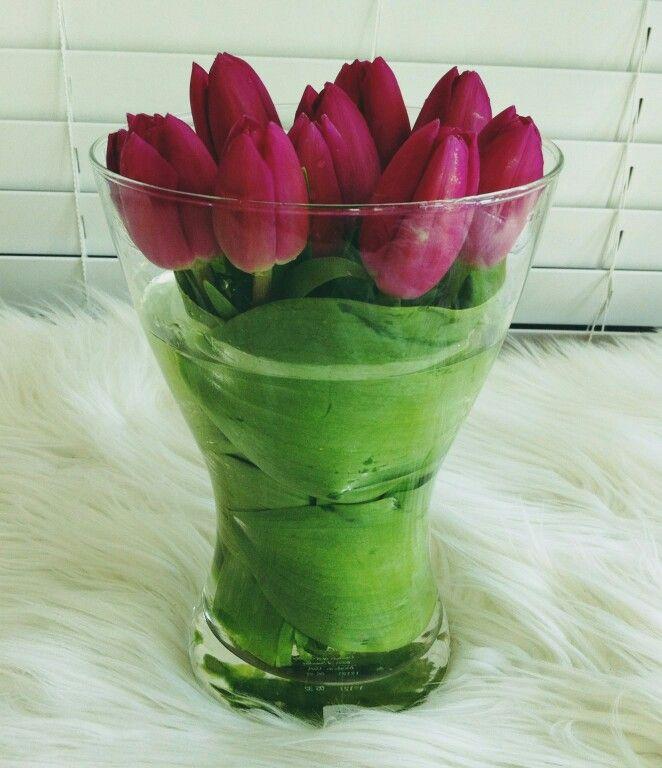 Ikea Vasen tulips in ikea vasen this weddingspiration