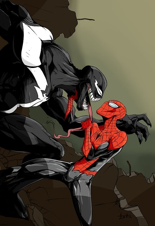 Superior Spider-Man vs Venom