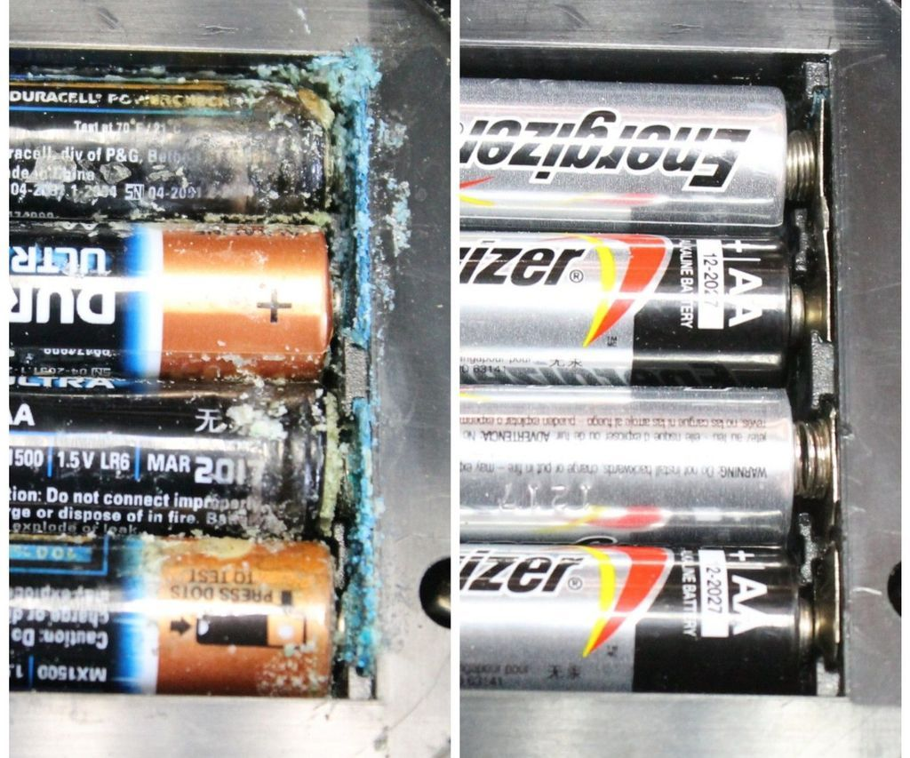 How to Fix Corroded Battery Terminals Battery terminal
