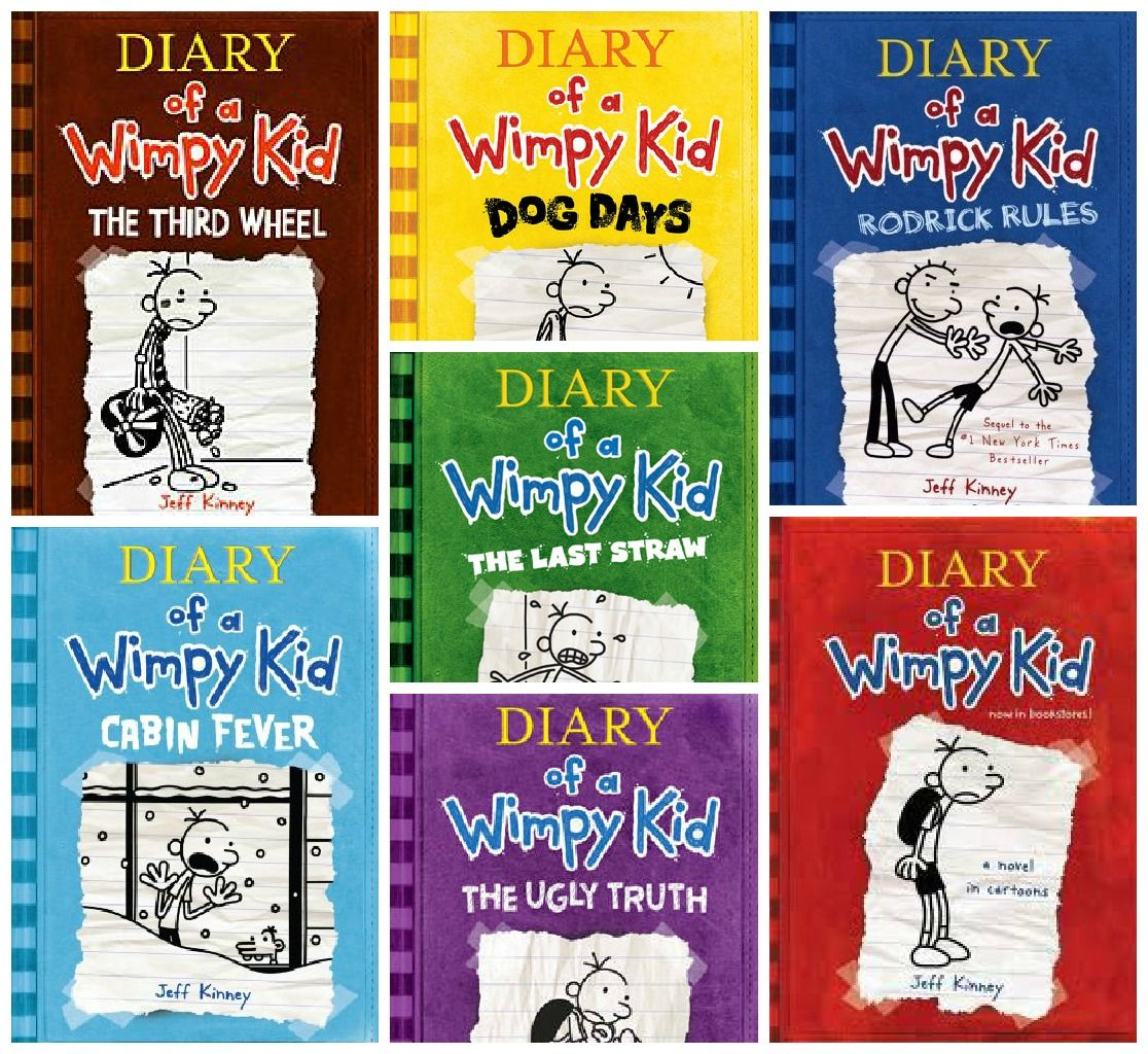 Diary of a wimpy kid 1 summary