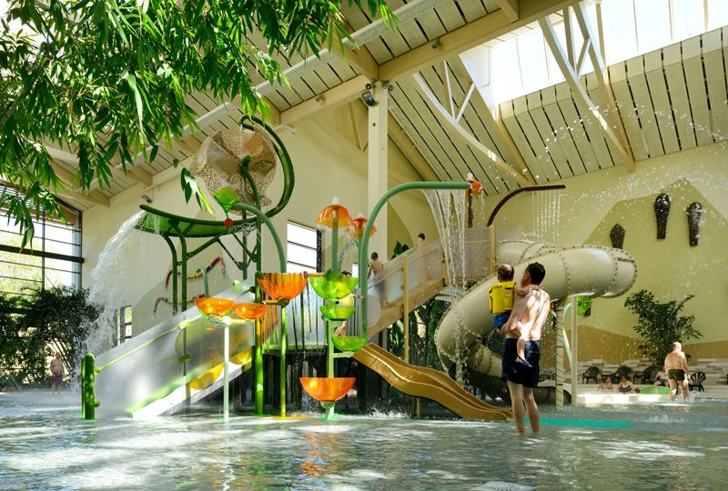 Parc bostalsee center parcs saarland germany vortex poolplay elevations pinterest - Center parc bois au daim ...